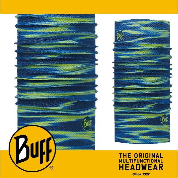 BUFF 西班牙魔術頭巾 經典系列 [螢綠海洋] BF113083-707-10