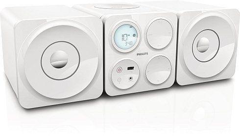 免運費 PHILIPS飛利浦 CD/USB立體微型音響/迷你音響 MCM1055