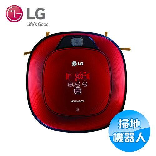 LG 雙眼小精靈 機器人掃地機 VR64702LVM