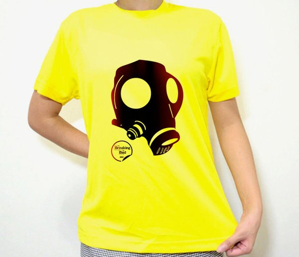 『Breaking Bad』HiCool機能性吸濕排汗圓領T恤