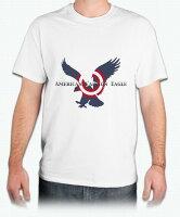 美國隊長周邊商品推薦『美國老鷹』HiCool機能性吸濕排汗圓領T恤