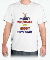 聖誕節禮物推薦到『聖誕快樂&新年快樂』HiCool機能性吸濕排汗圓領T恤