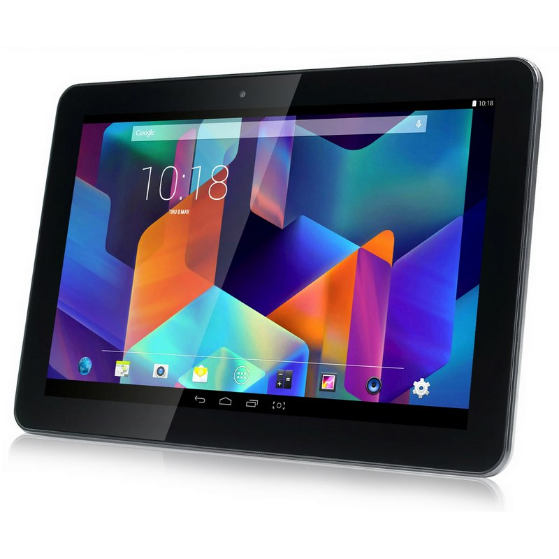 "TABLET HANNSPREE 16GB 10.1"" QUAD CORE NEGRA 0"