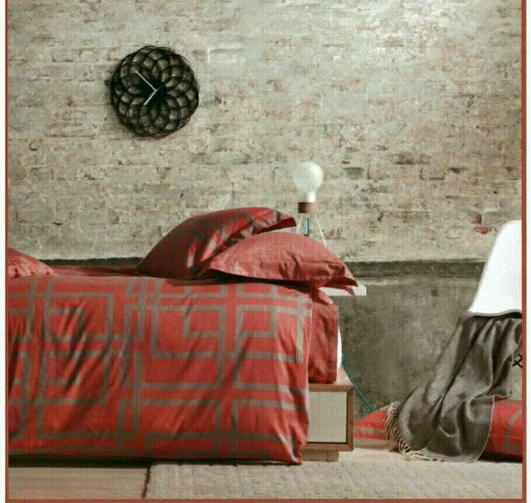 [床工坊]台灣製造(正規 高織紗)精梳棉床罩組(工廠獨家花色)(免費起毛球保固) 0