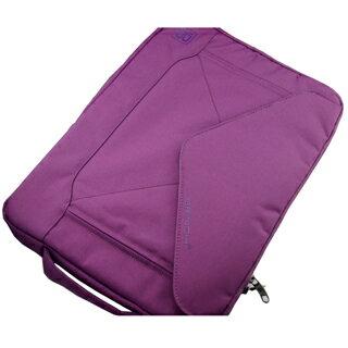 15.6吋 可側背 手提 防震包 DH120 紫