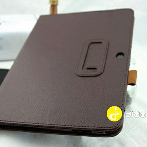 三星 Galaxy Tab3 10.1 吋 P5200 平板電腦 專用皮套(PA055) 咖