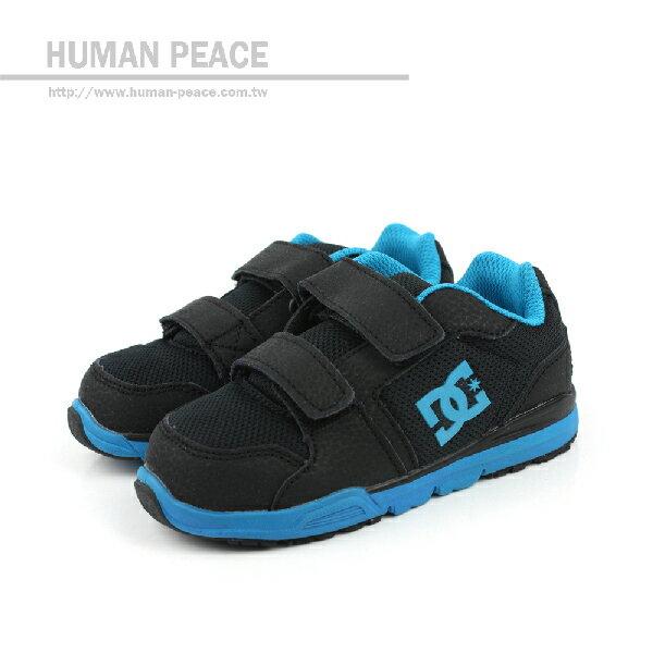 DC FORTER 休閒鞋 黑 小童 no076