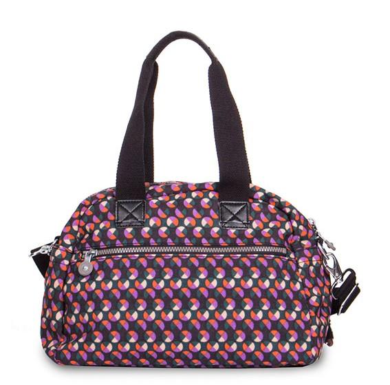 OUTLET代購【KIPLING】手提側背包 旅行袋 斜揹包 圓點 1