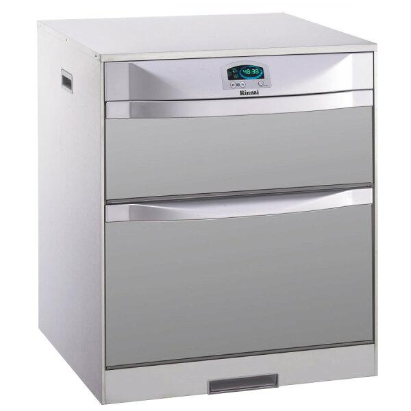 (林內)落地式烘碗機(雙門抽屜) -RKD-4551