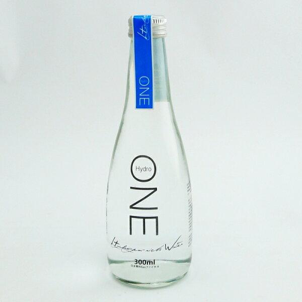 【UNIPRO】Hydro One 水素水 氫水 瓶裝300ml (1入) 抗氧化 中性水 幫助體內環保、促進新陳代謝,身體保健