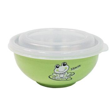 ZEBRA 斑馬牌 不鏽鋼304 雙層隔熱兒童碗-黃/藍/粉/綠