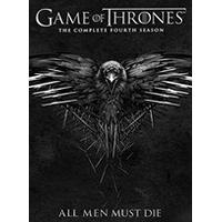 Game of Thrones Season 4 - USED (DVD)