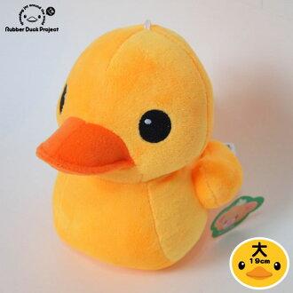 Anna S. 黃色小鴨 娃娃 可愛絨毛填充玩偶抱枕 rubber duck 生日玩具公仔布偶
