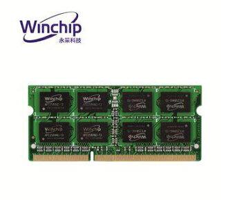 Winchip永采科技4GB  DDR3  1066筆記型記憶體