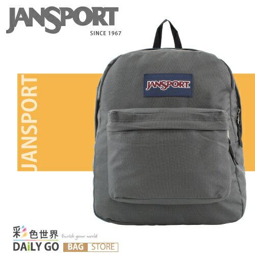 (小款包) JANSPORT 後背包 20公升-灰 JS-43911-6XD