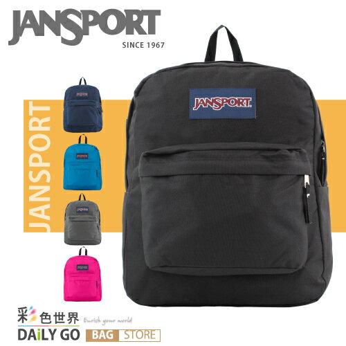 (小款包) JANSPORT 後背包 20公升-多色 JS-43911