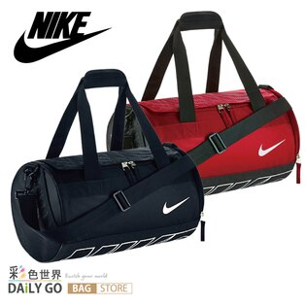 NIKE 旅行袋 ALPHA ADAPT 圓形迷你桶包 手提袋-兩色 BA-5185