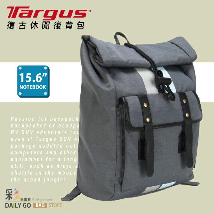 電腦包 Targus 後背包 Geo 15.6 吋-灰 TSB-804-GY