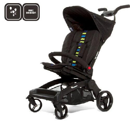 【好禮五選二】德國【ABC Design】TAKEOFF 嬰兒推車(運動款)(蚊帳/雨罩-11月寄出) 1
