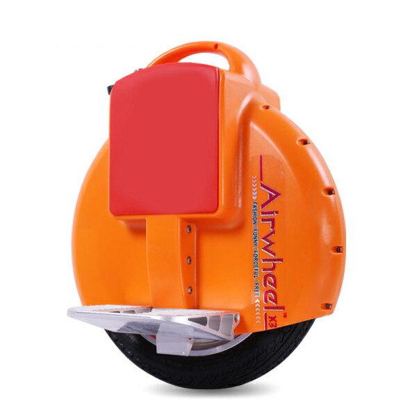 Airwheel X3-S 獨輪體感車、平衡車、扭扭車『潮流首選Airwheel X3-S 橙色限量款,玩樂繽紛色彩』