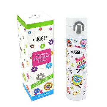 英國【Hugger】不鏽鋼保溫/冷水壺 - 咕咕貓頭鷹 2