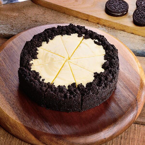 紐約巧克力起士派(6吋)★蘋果日報 母親節蛋糕【布里王子】