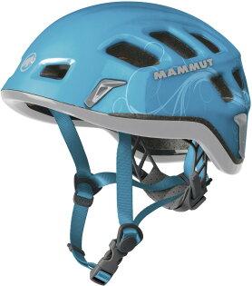 Mammut 長毛象 Rock Rider 安全頭盔/岩盔 2220-00130-5500 海藍