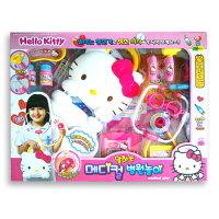 凱蒂貓週邊商品推薦到【Hello Kitty-家家酒系列】KT造型手提盒醫護組 KT19416
