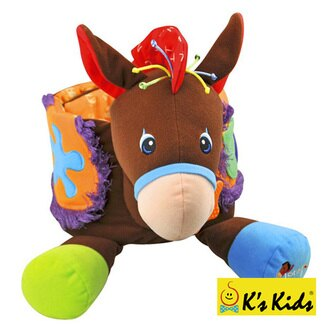 【Ks Kids 益智玩具系列 】湯尼小馬