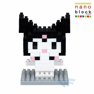 【Nanoblock - Sanrio系列】酷樂美 NBCC-007