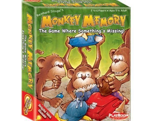 【樂桌遊】Monkey Memory (附中文說明)