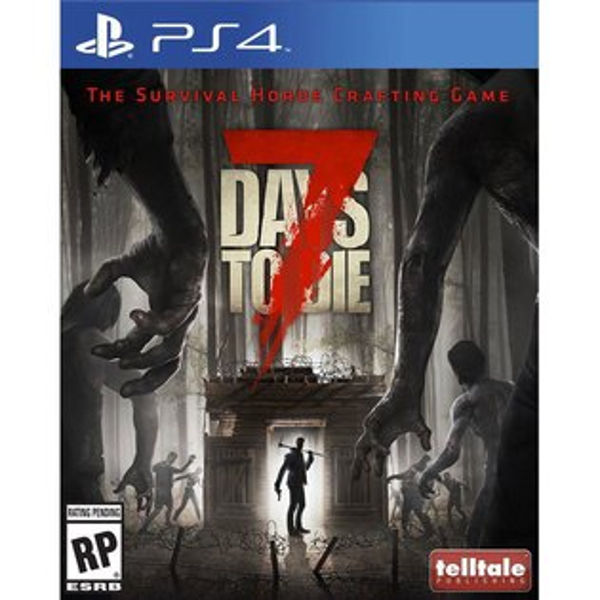 PS4 七日殺 英文美版 7 Days to Die