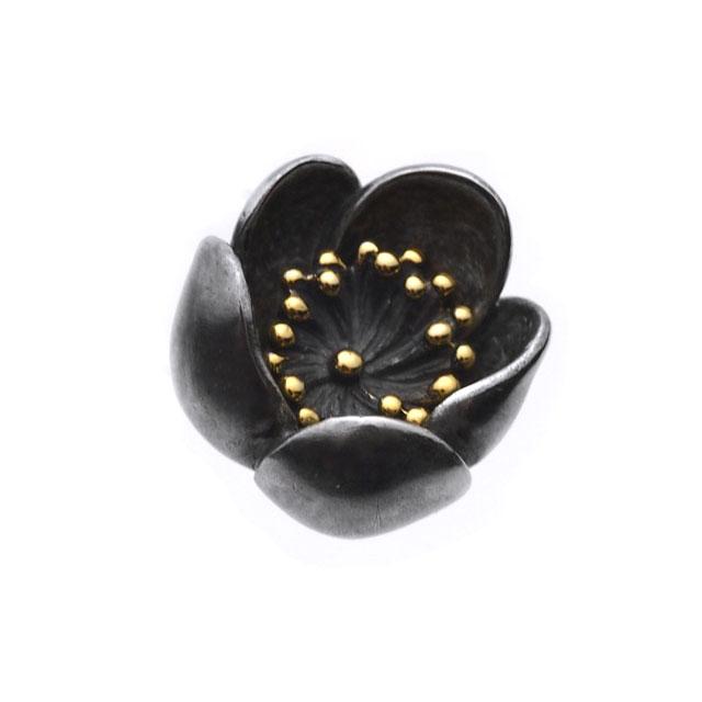 【海外訂購】【GLENN】梅花純銀耳環(GL-0154B  0295880000) 3