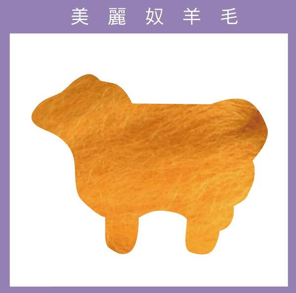 紐西蘭ASHFORD-美麗奴羊毛 M25黃金獵犬