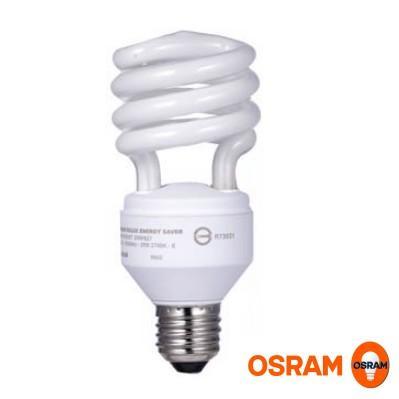 【OSRAM】T3超值螺旋省電燈管 23W