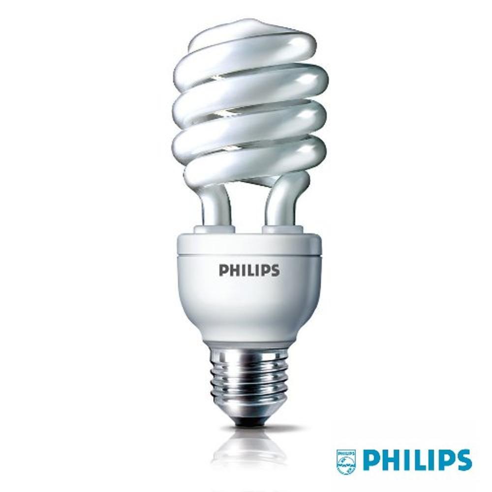 【PHILIPS】T3螺旋燈 23W《4入》