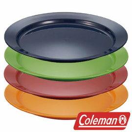 Coleman 北歐色彩盤組 - 4PCS 戶外餐盤 CM-21909M 戶外 露營