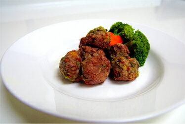 [Puppy Castle 帕彼創意寵物] 小丸子蔬菜肉丸 100g