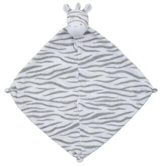 【美國 Angel Dear】動物嬰兒安撫巾 ─ 斑馬