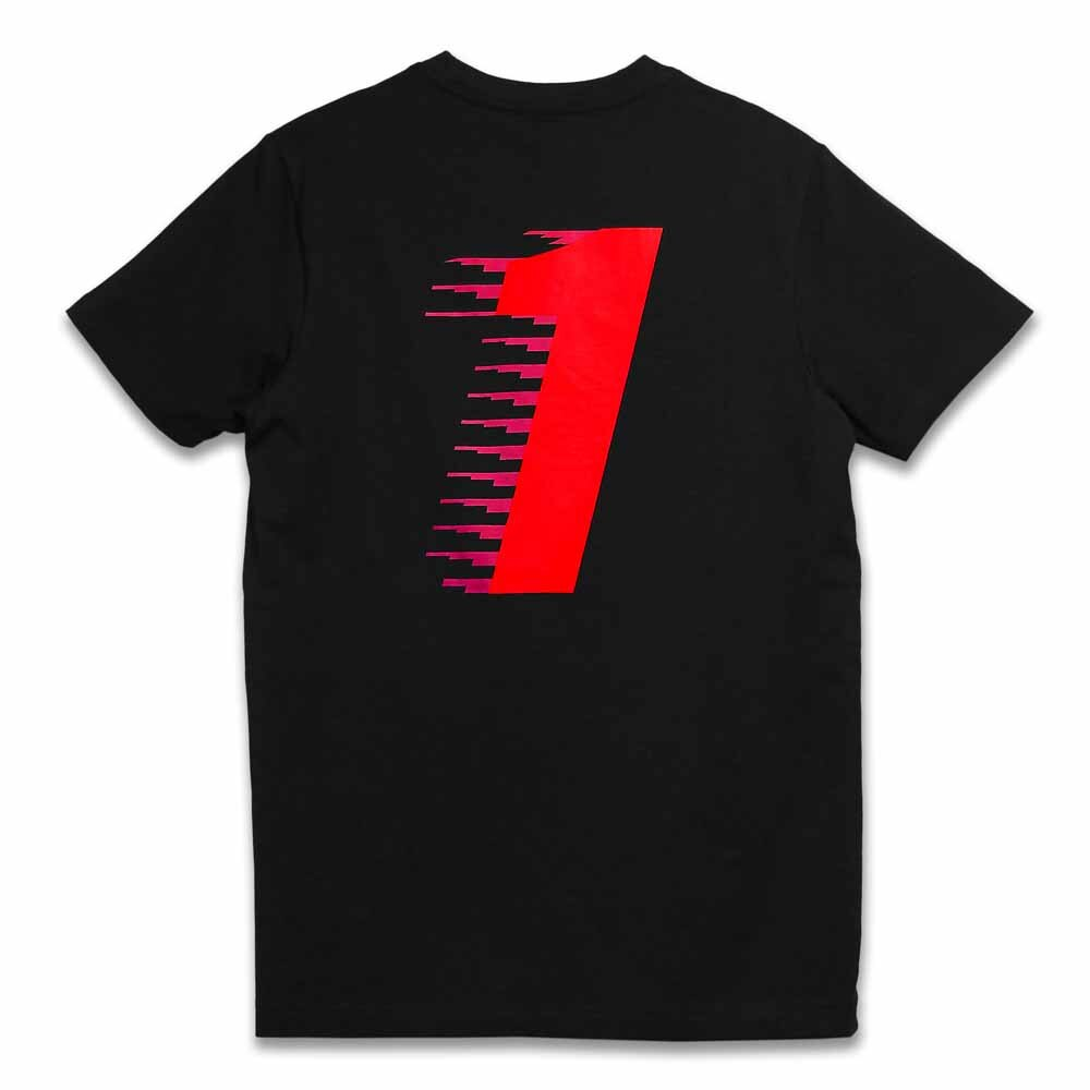 STAGEONE MOTION TEE 黑色 / 紅色 兩色 5