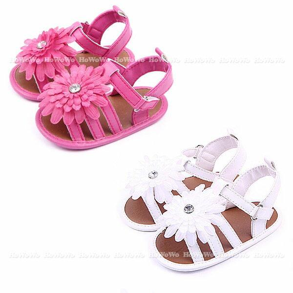 寶寶涼鞋 學步鞋 軟底防滑嬰兒鞋(11.5-12.5cm)  MIY1538