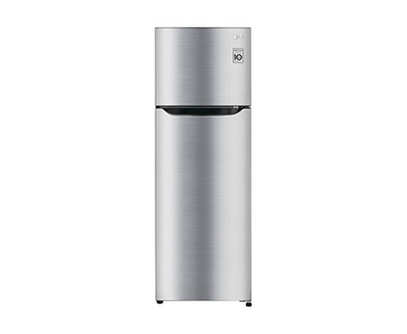 (標準安裝) LG Smart 變頻上下門冰箱 【208公升】電冰箱GN-L295SV (拆箱定位)