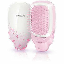 PHILIPS 飛利浦 時尚負離子電動魔法梳/造型梳/順髮梳/護髮梳HP4588 / HP-4588