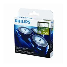 PHILIPS 飛利浦刮鬍刀刀網組 HQ56 (HQ3/HQ4替代機種)(2入包裝)