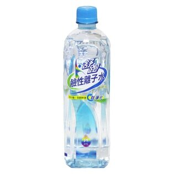 ●舒跑鹼性離子水850ml-3瓶【合迷雅好物商城】