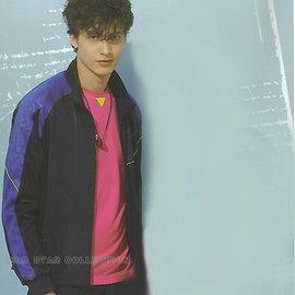 MILD STAR 男女針織吸濕排汗運動服套裝[全套]-深藍#JS500603+PS500703 - 限時優惠好康折扣