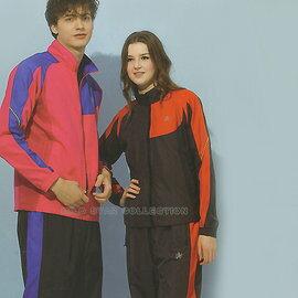 MILD STAR 男女網裡運動服套裝[全套]-深灰JS500188+PS500207-桃紅#JS500112+PS500205 - 限時優惠好康折扣