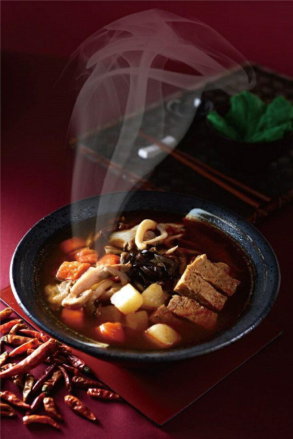 【奇美即食料理】麻辣蔬食鍋 (全素) - 限時優惠好康折扣