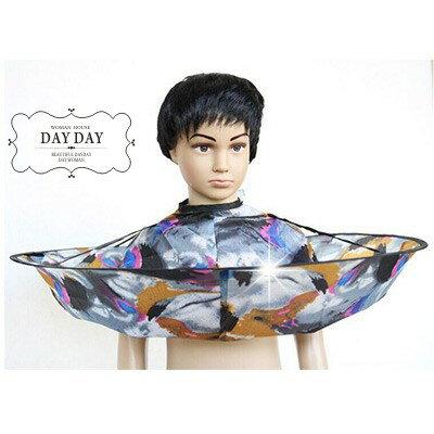 家庭剪髮小朋友用斗篷式圍巾(防落地.可防水.可折疊) [49359]