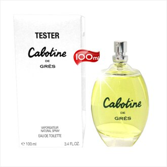 【產地法國】卡不丁清秀佳人女性淡香水-100ml(TEST包裝) [51862]清新花果香調